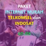paket internet murah dari gojek