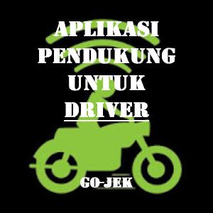 Aplikasi pendukung untuk Driver Gojek