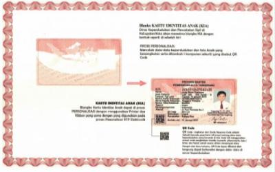 Kartu Identitas Anak (KIA)