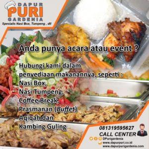 Catering - Dapur Puri Gardenia