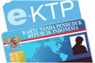Gambar KTP Elektronik