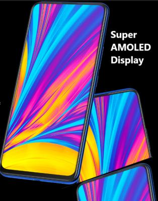 Super AMOLED Vivo V15 Pro