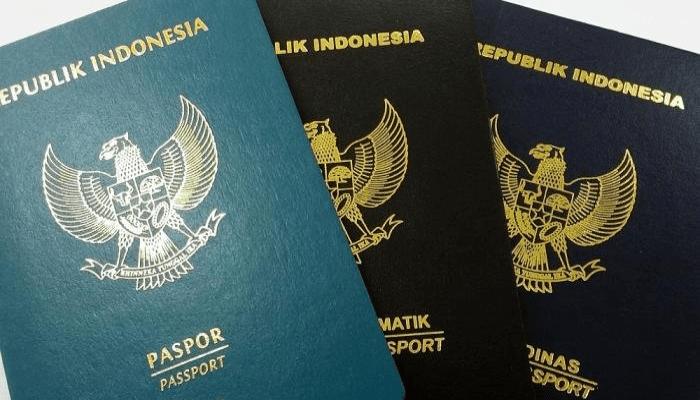 Jenis Paspor