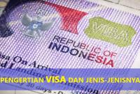 Visa dan Jenis-jenis nya
