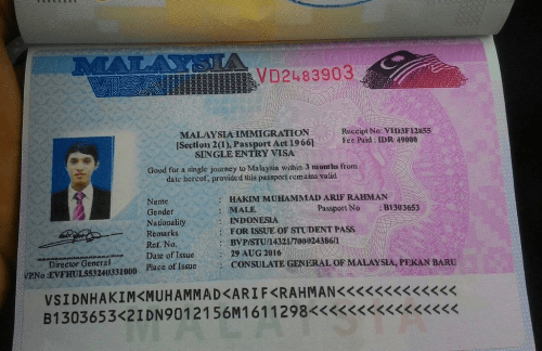 Visa Study