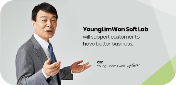 YoungLimWon, CEO Software ERP Cloud SystemEver