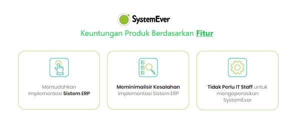 Keunggulan Software ERP Cloud Berdasarkan Fitur