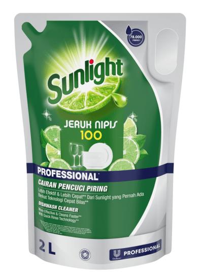 Sunlight Produk Pembersih