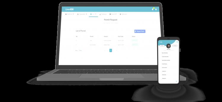 LinovHR Aplikasi Software